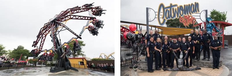 Photos courtesy of Six Flags Over Texas